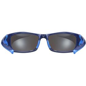 UVEX Sportstyle 211 Sportbril, blue/mirror yellow